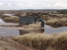 Scanias lastbiler er blevet testet