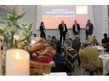 Netværket FremtidsForum Skanderborg mødes i Fælleden i Skanderborg