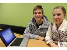 Studenter hjälper LKAB öppna ny gruva