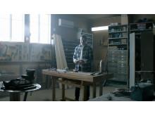Stillbild reklamfilm Uppsala