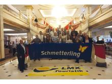 Print-Bild: Erfolgsgarantie Schmetterling Top Partner-Treffen