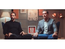 Rio Ferdinand and Jamie Moralee - Best Man Project