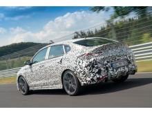 Nya Hyundai i30 Fastback N lanseras senare i år.