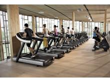 Technogym corporate gym