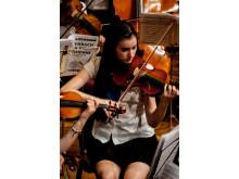 Shannon Mustard, violinist
