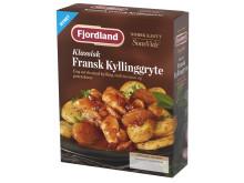 Fjordland SousVide KlassiskFranskKyllinggryte
