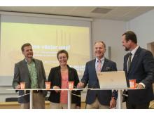 Alliansbudget 2020 - Skåne växlar upp