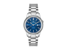 Royal Steel Classic 32mm Blue dial