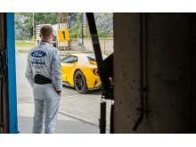 Ford GT auf der Atlantikstraße