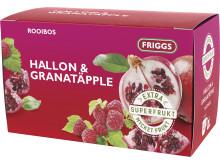 Friggs Superfrukt Hallon & Granatäpple