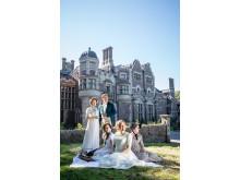 Jane Austen-utställning på slottet