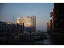 """Schauplätze der XING-Tagung """"New Work Experience"""" am 6. März waren die Hamburger Elbphilharmonie und Locations der HafenCity."""