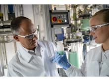 Batterimaterial från BASF formar framtiden för elfordon