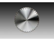 Ny diamantklinge med længere levetid til hård beton - Produkt