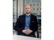 Daniel Wiberg, Chefsekonom