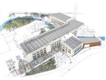 Borås och Kanico bygger Textile and Fashion Center