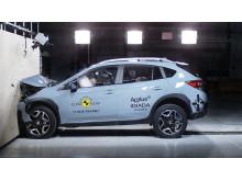 Nya Subaru XV får 5 stjärnor