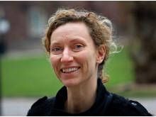 Karin Bradley, lektor och forskare vid Institutionen för samhällsplanering och miljö vid KTH. Foto: Peter Larsson