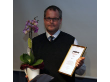 Dag Erenius får pris som årets chef