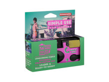 Lomography Simple Use Film Camera_LomoChrome Purple_Packaging