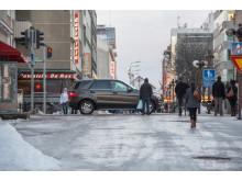 Nastarenkaissa on suuria liikenneturvallisuuteen vaikuttavia eroja