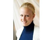 Carolina Klüft, projektledare för GEN-PEP, medverkar på Nordic Health Convention.