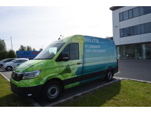 MANs elektriske varebil MAN eTGE tilbydes til danske kunder, til en attraktiv pris på under 400.000 kr. og tilbyder dermed en samlet TCO, der kan måle sig med dieseldrevne varebiler.