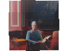 At skabe billeder af billeder. Lars Physants portræt af Hendes Majestæt Dronning Margrethe II af Danmark