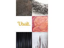 Utvalt – konsthantverk, slöjd och form i Skåne 2015