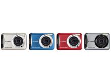 PowerShot A490_A495 gruppbild