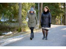 Promenader stärker hälsan
