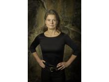 Helena Wessman, konserthuschef för Berwaldhallen och ny rektor för Kungl. Musikhögskolan (KMH) fr.o.m. juni 2019.  Foto: Bo Söderström.