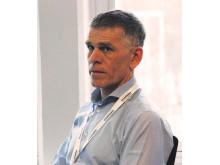 Peter Arozenius, KMA-chef