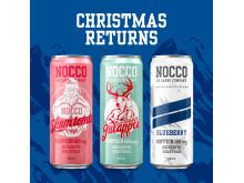 Christmas returns - NOCCO