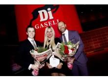 Rapunzel - Årets Digitala Gasell 2013. Foto: Filip Erlind/Dagens industri