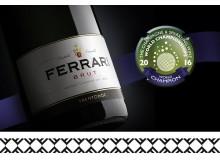 """Ferrari Brut på """"bubblornas VM"""""""