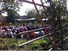 Kulturministern inviger trädgårdarna på Astrid Lindgrens Näs