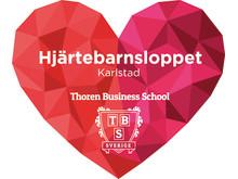 Hjärtebarnsloppet - Thoren Business School Karlstad