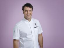 Klar för final i Dessertmästarna: Martin Morand, 39 år, Sankt Olof (ursprungligen Höllviken), Cater Event, Pastry Inspiration