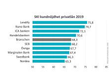 SKI kundnöjdhet privatlån 2019