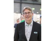 Stefan Blom, Sales Director Regin