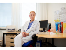 Nils Wahlgren, professor i neurologi vid Karolinska institutet