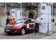 Oresund Electric Car Rally
