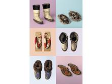 Alverdens sko pressefoto Moesgaard Museum