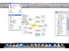 MindManager 8 för Mac och iChat