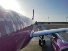 Wizz Air flyger till Wroclaw från Göteborg Landvetter Airport
