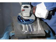 Norton Vortex Rapid Prep lamellrondeller - Användning