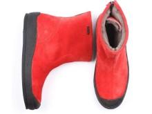 Curlingkängorna finns nu även i rött!