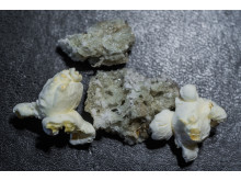 Popcorn-rocks - xenopumice