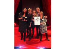 Clarion Hotel kåret til Sveriges beste hotellkjede